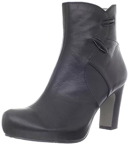 Sacha London Women's Elvira Ankle Boot,Black Molina,6 ...