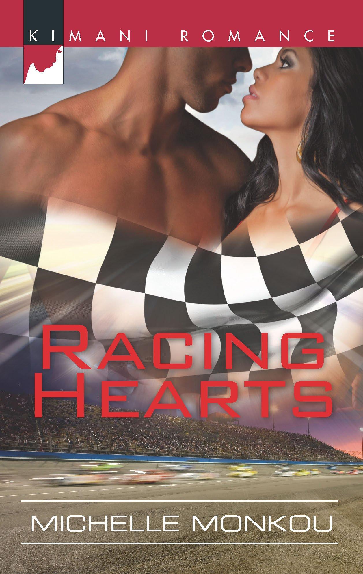Amazon.com: Racing Hearts (Kimani Romance) (9780373862870): Michelle  Monkou: Books
