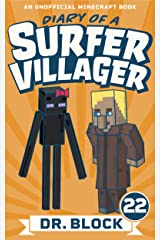 Diary of a Surfer Villager: Book 22: (an unofficial Minecraft book for kids) Kindle Edition