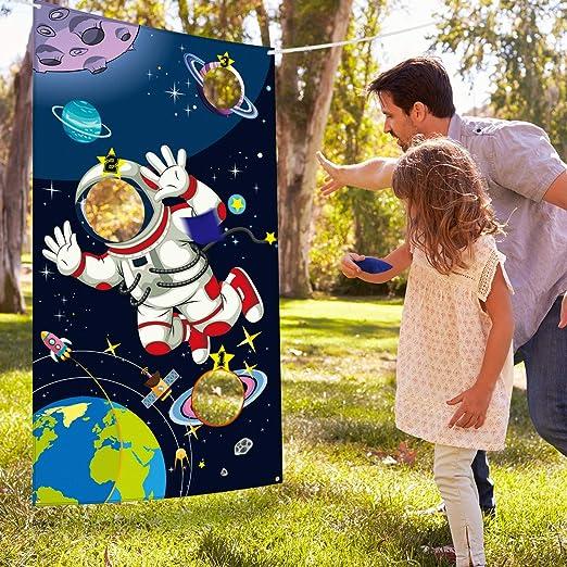 Spiele astronauten geburtstag