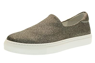 FRAU women low sneaker shoes without laces 40J0 GUN size 36 Gunmetal