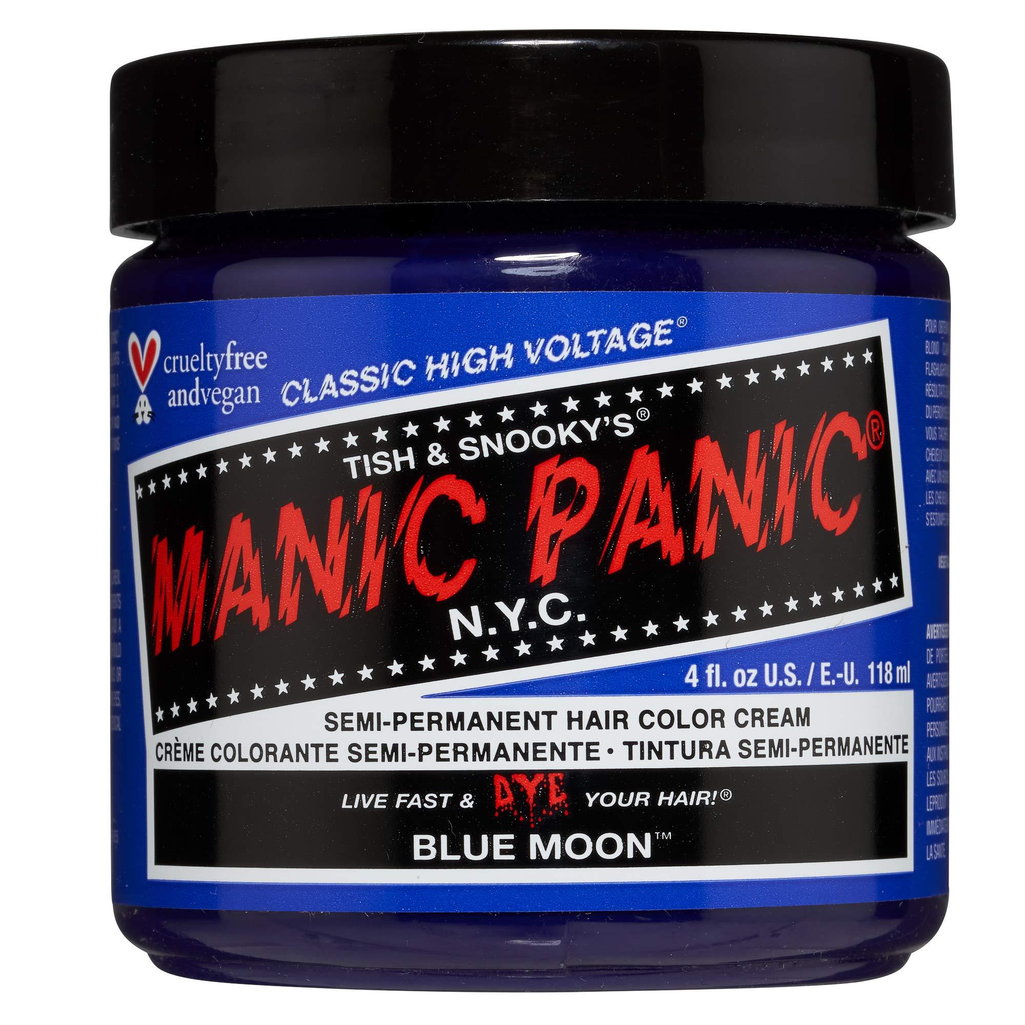 Manic Panic Blue Moon Hair Dye Classic