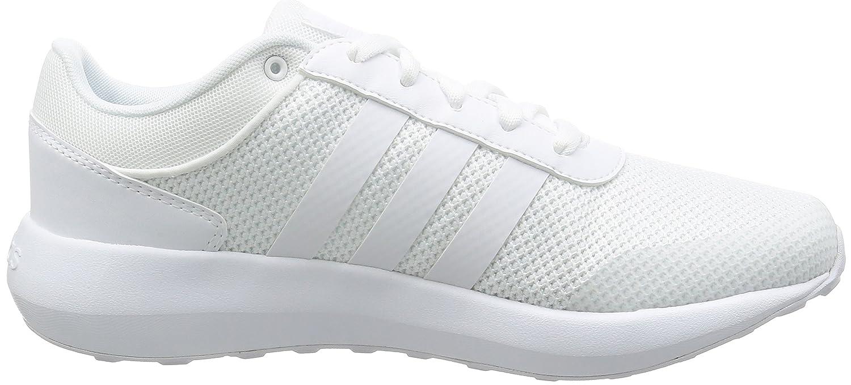 Adidas Zapatilla Cloudfoam Race (Blanco) Hombre adidas neo