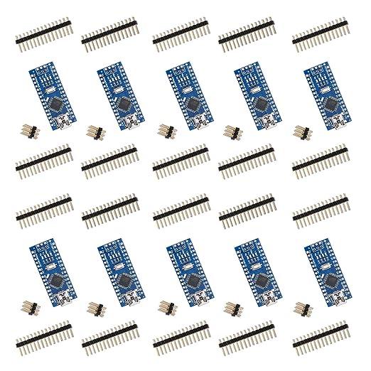 Nano V3.0 ATmega328P 5V 16M CH340 Compatible to Arduino Nano V3 Without Cable