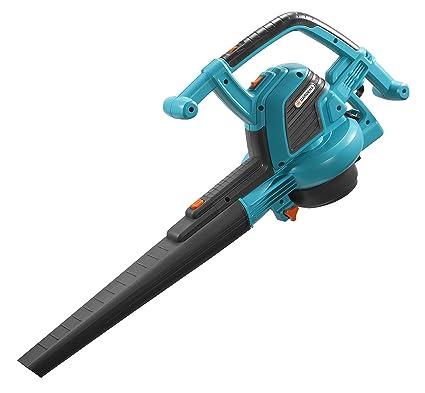 Gardena Ergojet 2500 - Vacío soplador de vacío Cable eléctrico + Blower trituradora Opción 2500 W
