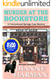 Murder at the Bookstore: Cottonwood Springs Cozy Mystery Series