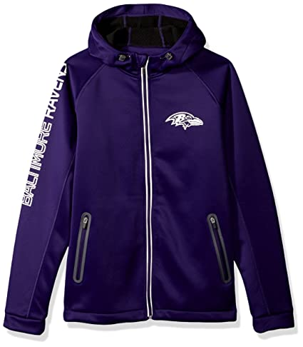 Amazon.com   G-III Sports NFL Motion Full Zip Hooded Jacket   Sports ... 7d0521d05