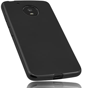 Mumbi Funda Compatible con Lenovo Moto G5 Caja del teléfono móvil ...