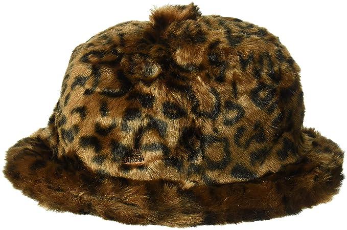 e9c45fce7e630 Kangol Men s Faux Fur Casual Bucket HAT
