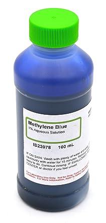 1 Aqueous Methylene Blue 100mL
