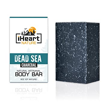 Review Activated Charcoal Soap Bar