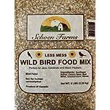 Less Mess Wild Bird Food Mix (5 lbs) (5 lbs)