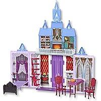 Disney frozen 2 - Fold & Go Arendelle 78cm Castle Play Set - Adventures on the Go - Toys for kids, girls, boys - Ages 3+
