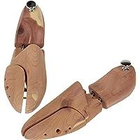Household Essentials 77402-1 CedarFresh Men's Premium Red Cedar Wood Shoe Tree - Large(US)/Med (EU)