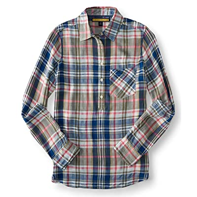 Aeropostale Prince & Fox Plaid Button Down Shirts