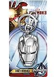 Iron Man 3 de Marvel Avengers casco de estaño - metal llavero