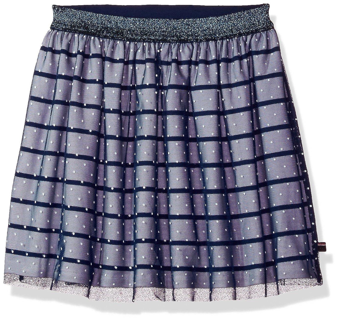 Tommy Hilfiger Girls Big Girls Mesh Overlay Skirt: Amazon ca