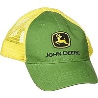 John Deere Boys JSH370GT Trademark Trucker Ball Cap Maternity Blouse