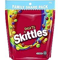 Wrigley Skittles Fruit Lollies, 345 g