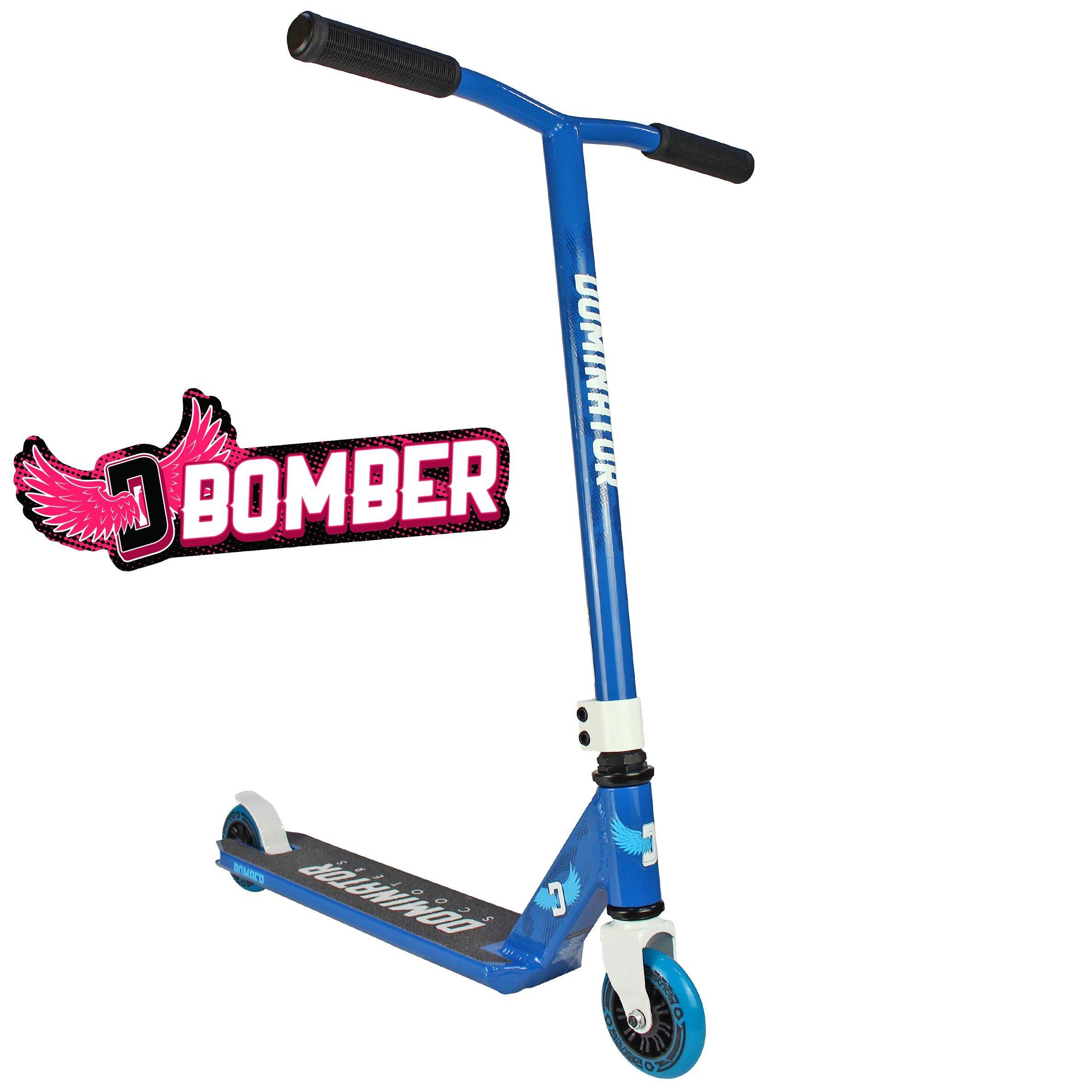 Dominator Bomber Pro Scooter (Blue)