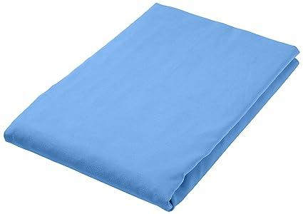 AmazonBasics - Asciugamano da bagno in microfibra, Microfibra, blu ...
