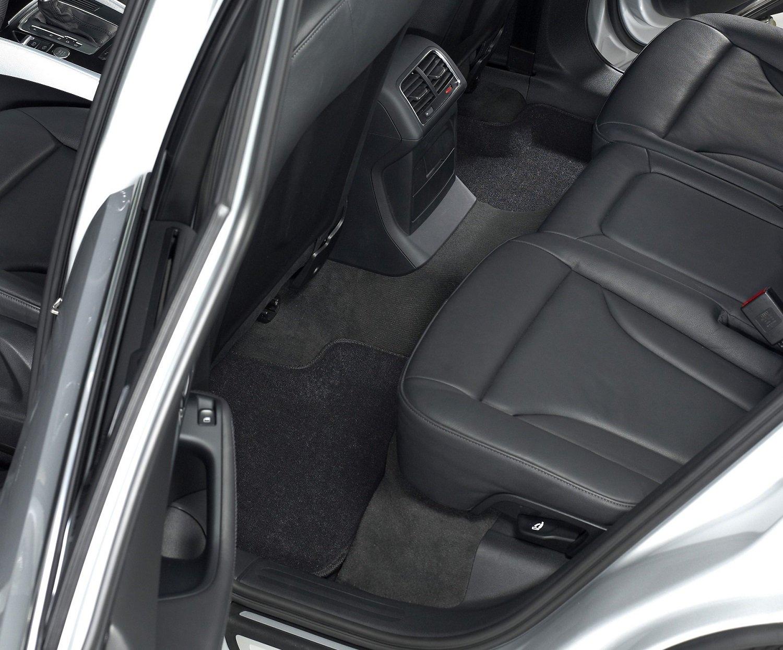 3D MAXpider Second Row Custom Fit Floor Mat for Select Mini Cooper Models L1MN01022202 Tan Classic Carpet