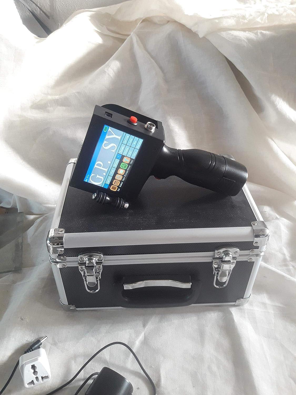 Impresora de inyección de tinta de mano inteligente con código de ...