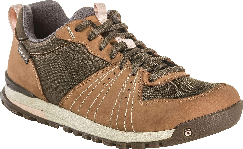 Oboz Bozeman Low Leather Hiking Shoe Womens
