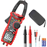 KAIWEETS Digital Clamp Meter T-RMS 6000 Counts, Multimeter Voltage Tester Auto-ranging, Measures Current Voltage…