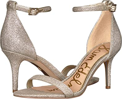 bc64caa3b Image Unavailable. Image not available for. Color  Sam Edelman Women s  Patti Strappy Sandal ...