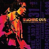 Machine Gun Jimi Hendrix The Fillmore East 12/31/1969 (First Show)