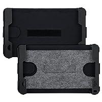 NAVISKAUTO 10-10,5 Zoll Auto KFZ Kopfstützenhalterung Kopfstütze Halterung für Tragbarer DVD Player Spieler Kopfstützenmonitor PA2008B geeignet für Modell CH1014B und 10002B von Naviskauto