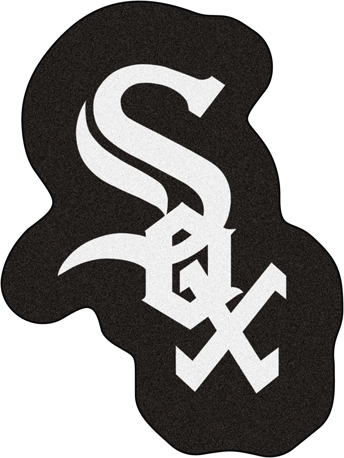 Team Color FANMATS MLB Chicago White Sox Mascot Mat One Size