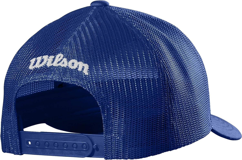 Royal Wilson A2000 Leather Patch Snapback OSFM