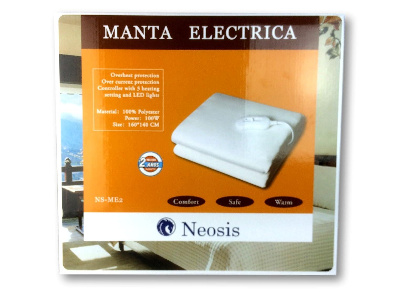 Manta electrica neosis