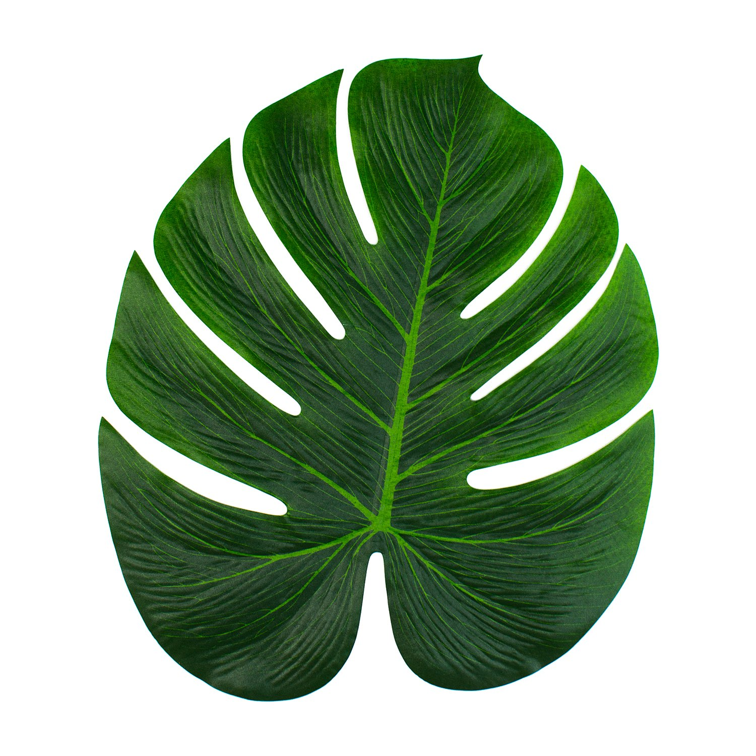 Super Z Outlet Tropical Imitation Green Plant Paper Leaves