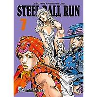 Steel ball run. Le bizzarre avventure di Jojo: 7