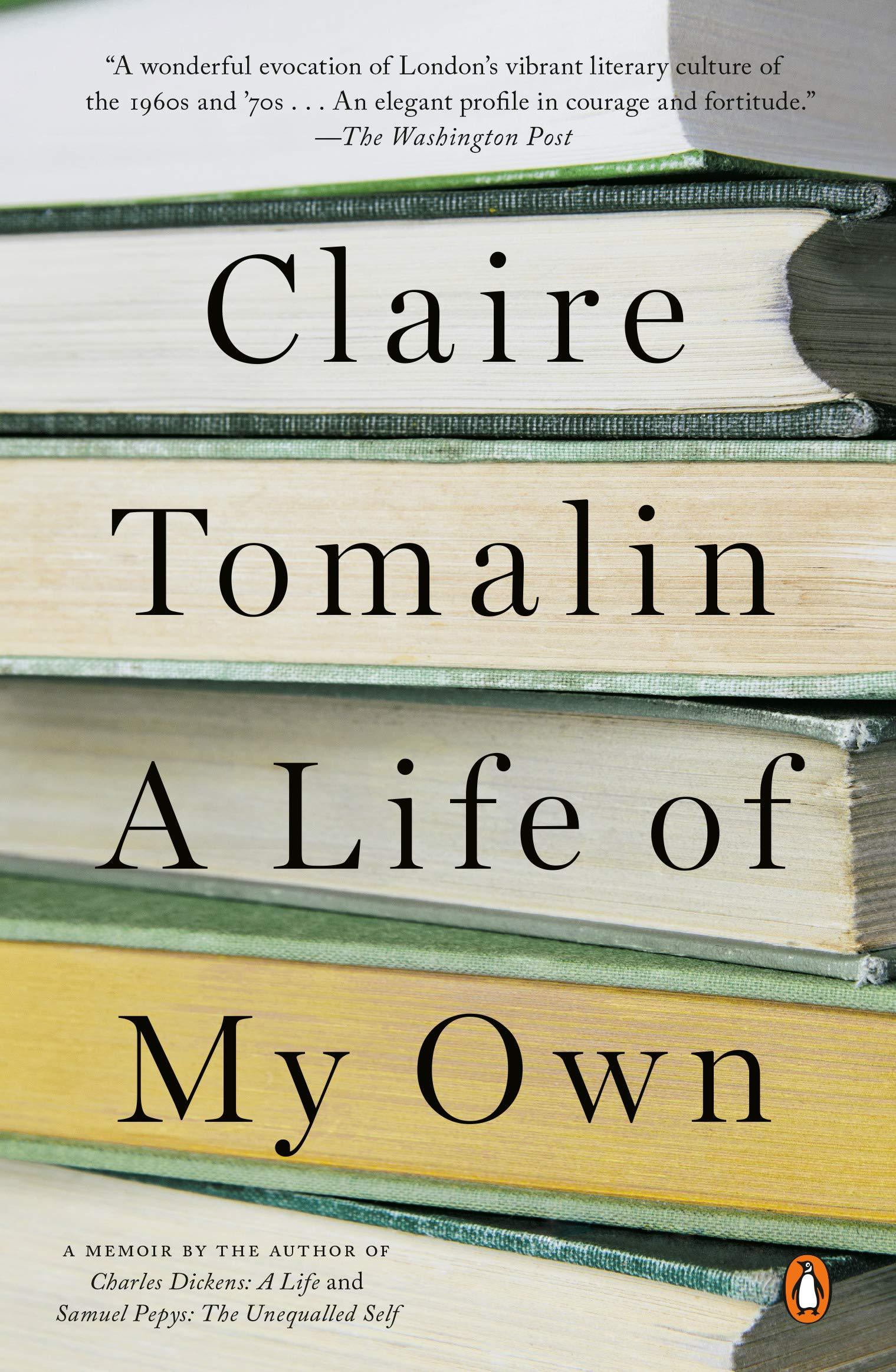 A Life of My Own: A Memoir: Amazon.es: Claire Tomalin ...
