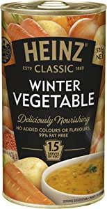 Heinz Classic Winter Vegetable Soup, 535g