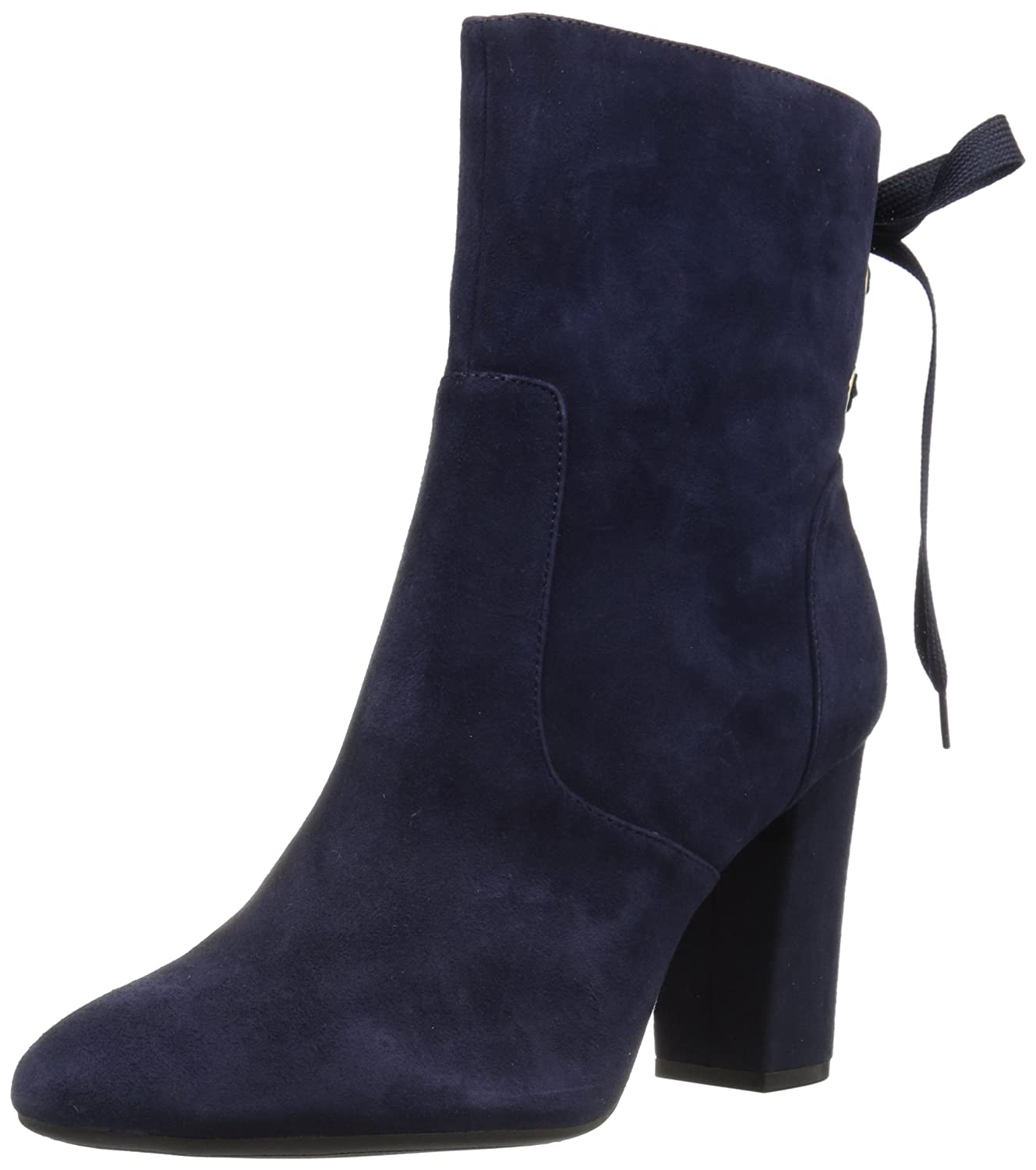 Tommy Hilfiger Women's Divah Fashion Boot B06XV8P3P9 6.5 B(M) US|Navy