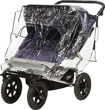 Sunny Baby pluie capote de pluie pour zwillingsbuggy jumelle voiture