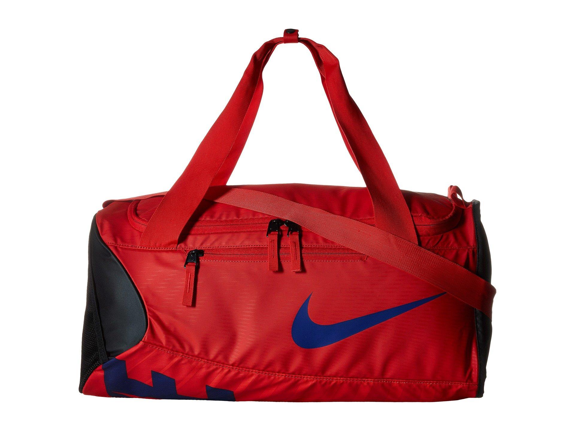 9ef513edf990 Galleon - Nike Alpha Adapt Crossbody Duffel Bag Small (657 University Red  Black Royal)