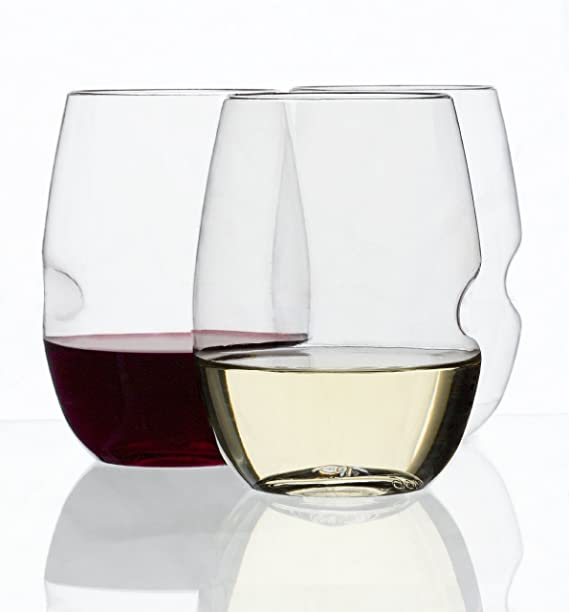 Review Govino Shatterproof Stemless Wine