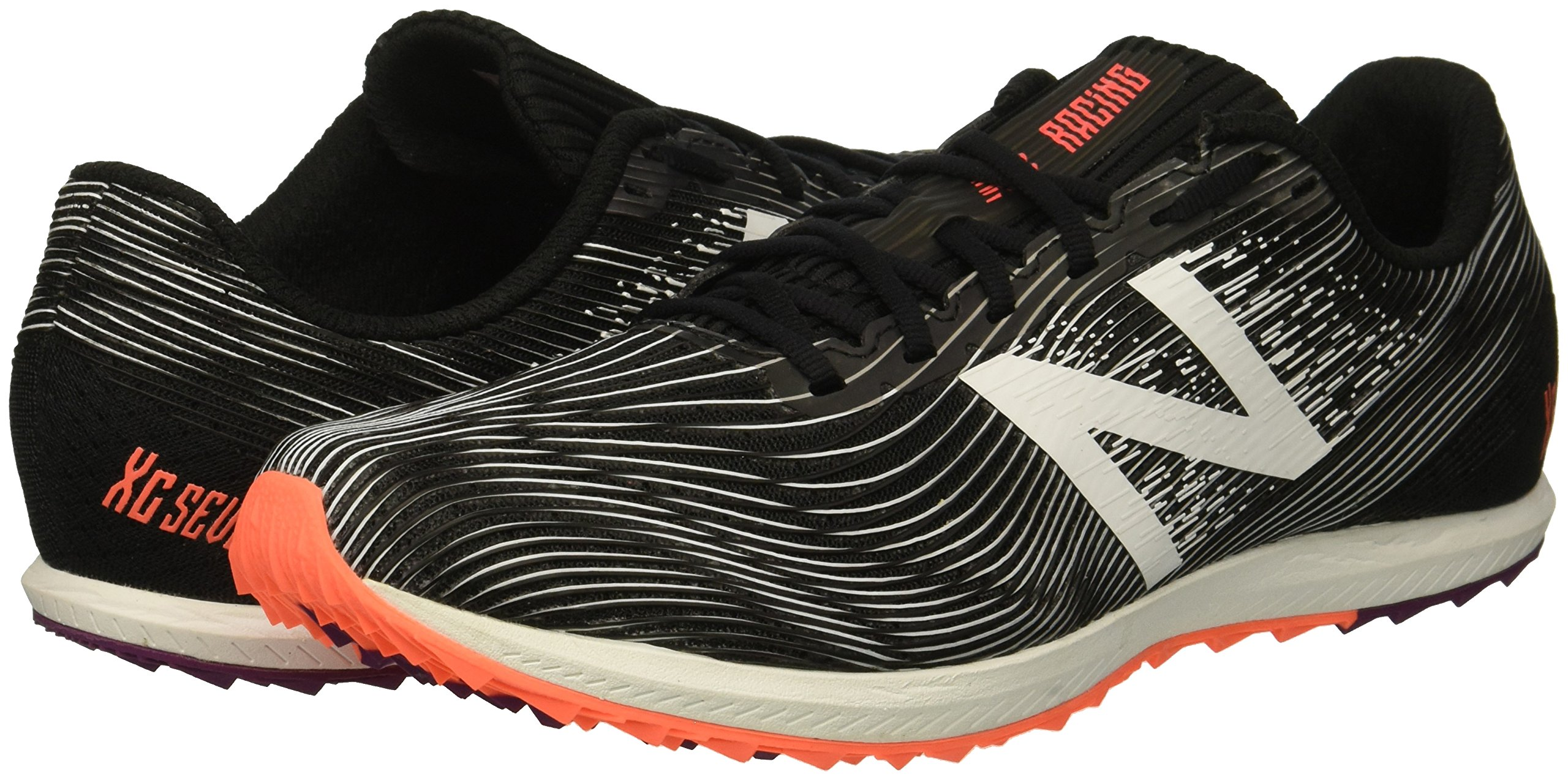 New Balance Women's 7v1 Cross Country Running Shoe, Black, 6.5 B US by New Balance (Image #5)