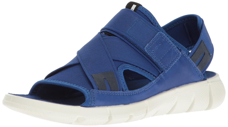 [エコー] サンダル ECCO INTRINSIC SANDAL 842003 B01EKKO52Y 22.5 cm|MAZARINE BLUE/MAZARINE BLUE MAZARINE BLUE/MAZARINE BLUE 22.5 cm