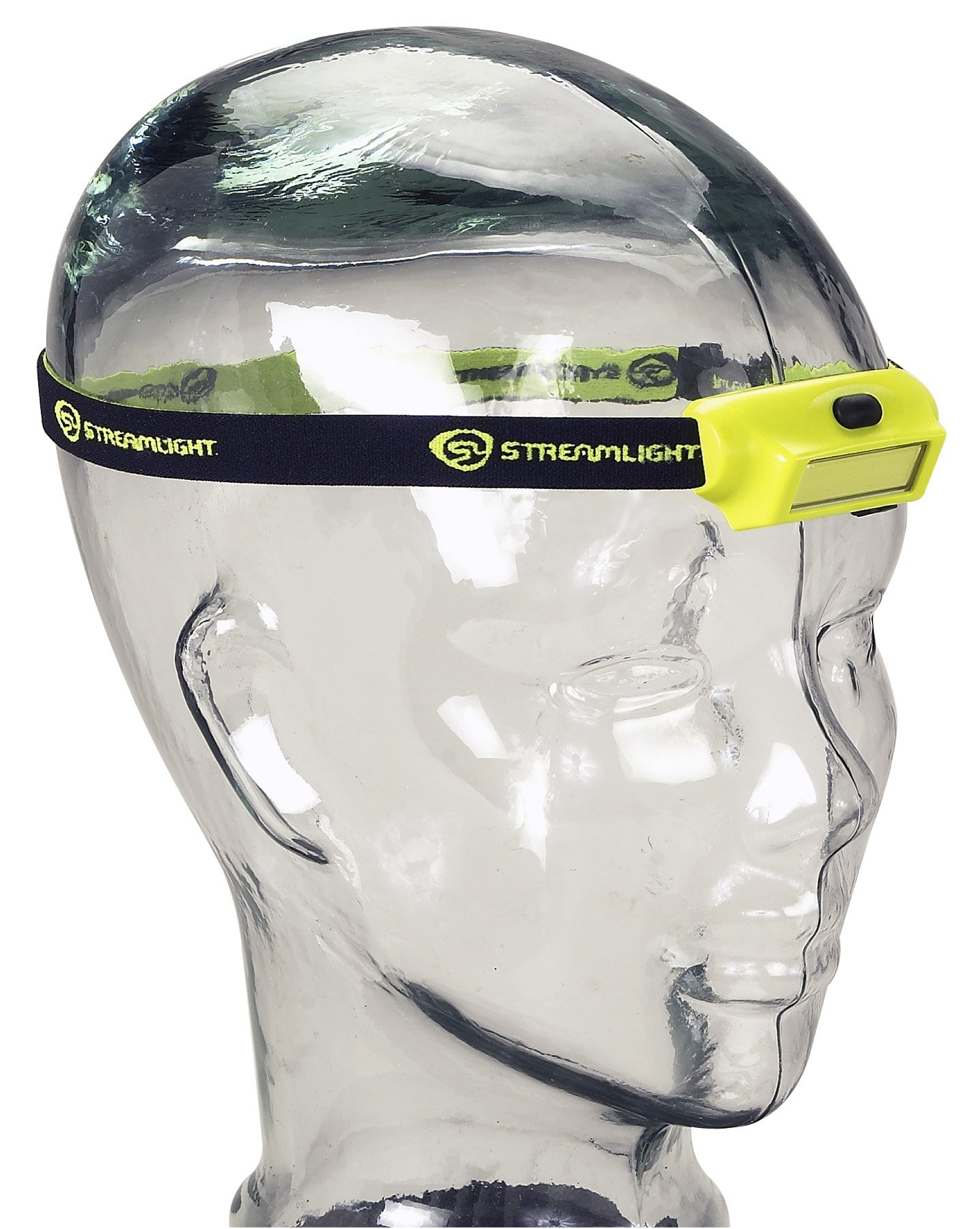 Streamlight 61702 Bandit - includes headstrap, hat clip and USB cord, Black - 180 Lumens by Streamlight (Image #6)