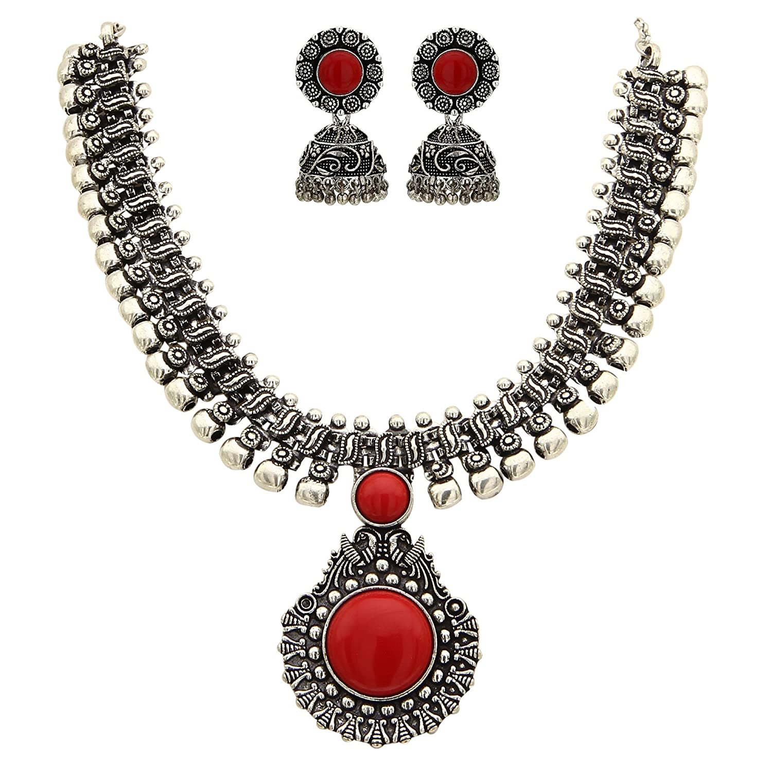 Traditional neck piece set