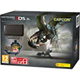 Nintendo Handheld Console 3DS XL -  Black Limited Edition with Monster Hunter 3 Ultimate (Nintendo 3DS)