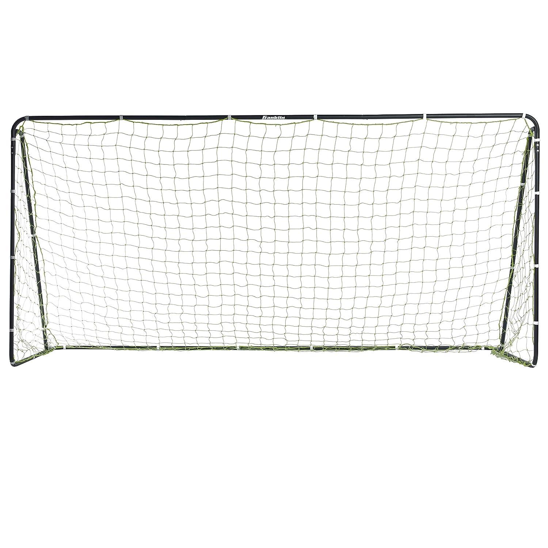 Amazon Franklin Sports Premier Soccer Goal Black 12 x 6