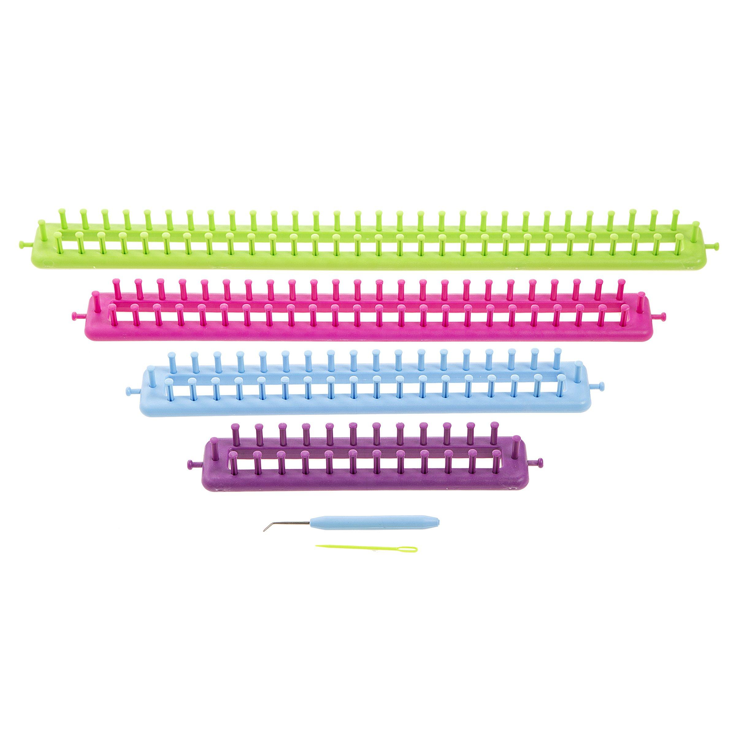 Darice, Long Loom Set, Multi Color by Darice